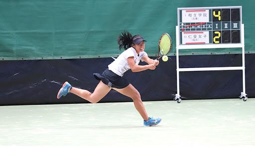 テニス女子の強豪高校ランキング