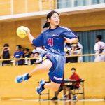 ハンドボール女子の強豪高校ランキング